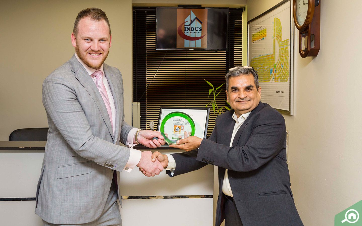 Award and achievements - Indus RealEstate