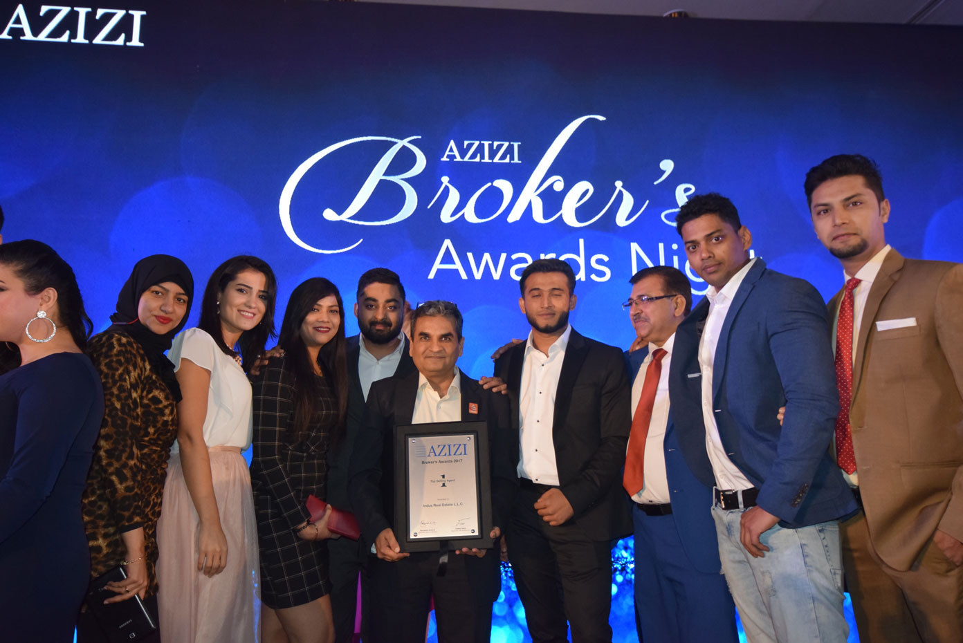 main image Azizi Award , Special Achievement for best brokers