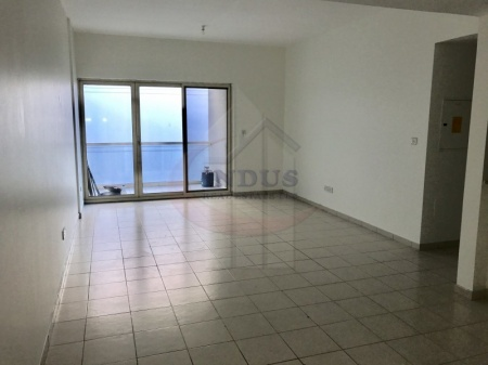 1BR Apt Al Samar with Partial Pool View