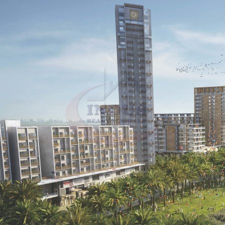 1BR Hayat Blvd Apt offers 80% on Handover