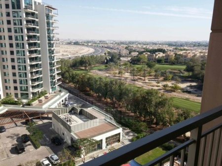 1BR in Tanaro | Golf Course and Community Views