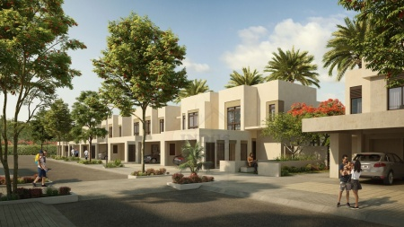50/50 Pmt Plan offers at Sama Townhouses