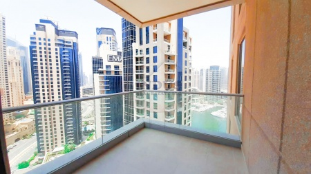 Amazing | Partial Sea View | Vacant | 2BR