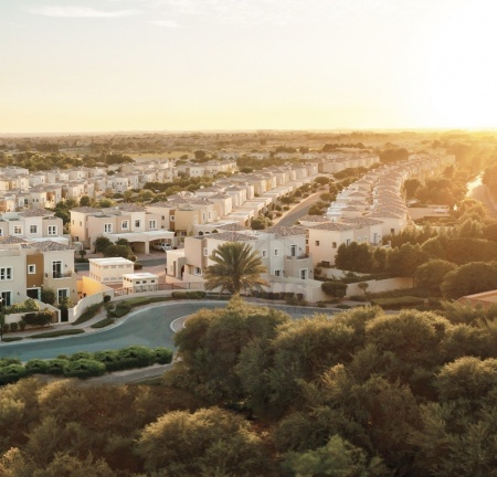 Arabian Ranches 3 with 40% Post-Handover