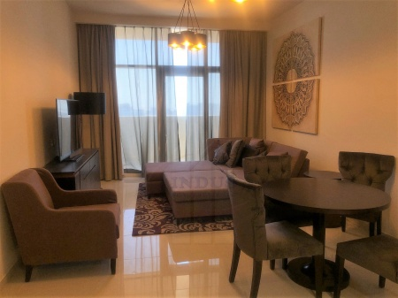 Chiller free | Luxurious Brand new 1BR Apartment