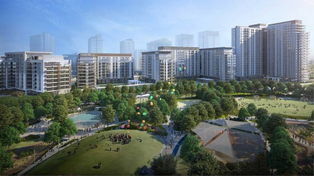 Book Your Home for Only 5%IPark Ridge|DH