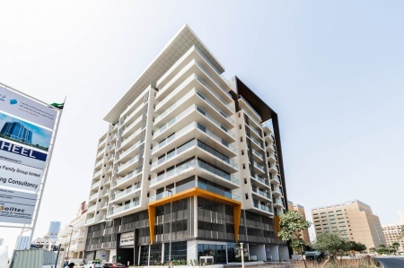 Brand New 1BR+M Al Sima Apartments at JVC