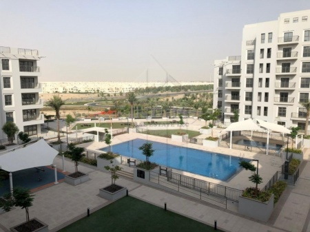 Brand New 2BR Safi Apt with 100% Pool View