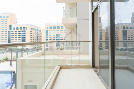 Brand New and Huge 1BR with Balcony | Open Unit