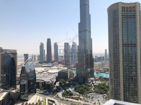 Brand New | Serviced Apt | Full Burj Khalifa View