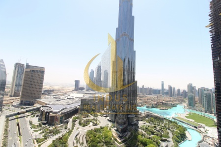 Exclusive | Full Burj and Fountain View | 3BR