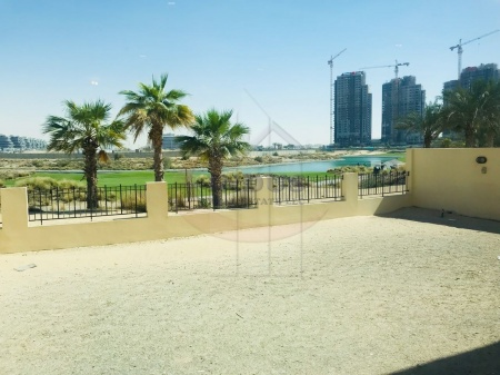Full Golf Course View at VD1 Damac Hills
