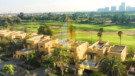 Full Golf View | Spacious | Well Maintained | 1BR