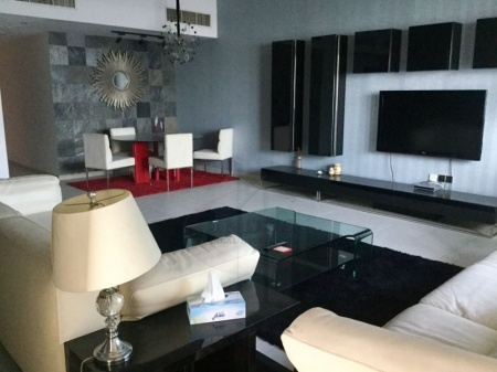 Fully Furnished 2BR in Executive Tower B