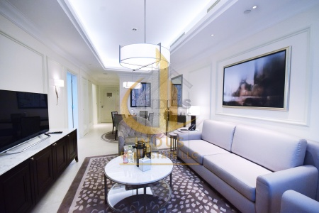 Fully Furnished | High Floor | 1BR | All Inclusive