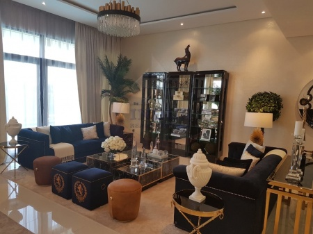 Fully Furnished Serviced Villas at Golf Community