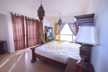 Fully Furnished Spacious Apt w/ Panoramic Sea View