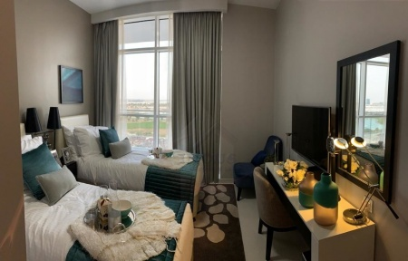 Furnished 1BR Artesia Ready in 6 months!