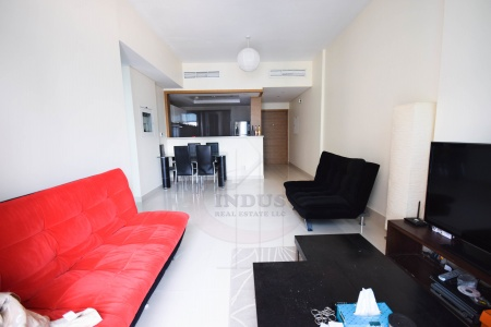 Furnished and Spacious 1BR at Claren Tower 2
