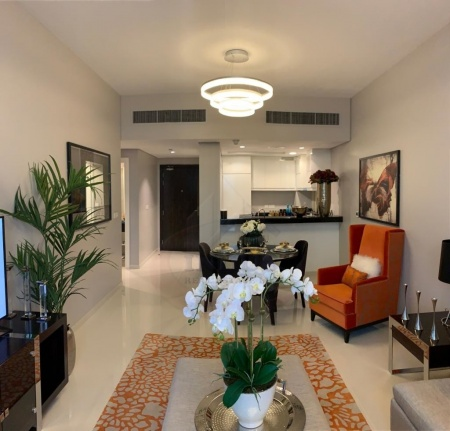 Furnished Kiara Apt w/ 5 Years Pmt Plan!