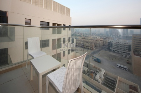Furnished Studio | Pay Monthly and All Inclusive