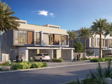 Golf Course Villas 5% Booking 3 Yrs PHPP