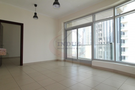 Good condition | 1BR | Burj View | Tower C