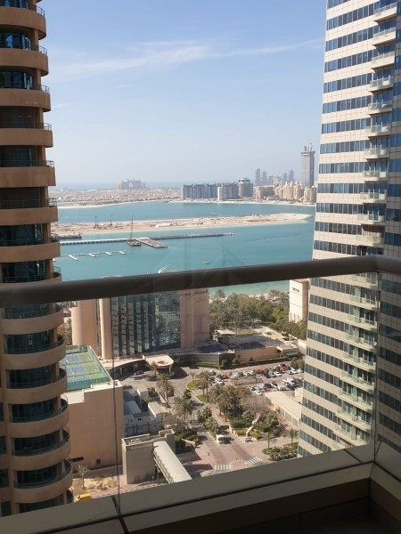 High Floor 2BR Sulafa Tower with Sea View