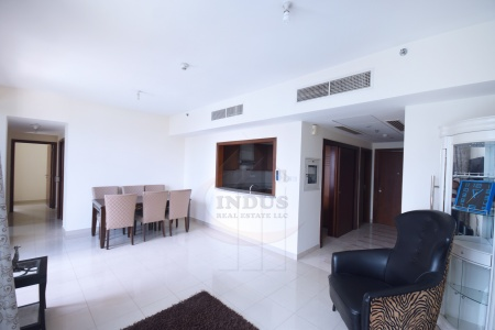 Huge 2BR Standpoint | Burj-Fountain Views