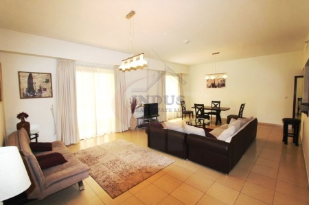 Large Layout | Fully Furnished | Mid-Floor