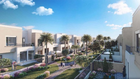 Limited units release at Sama Townhouses