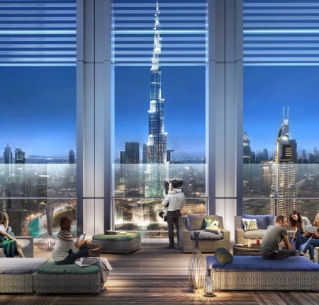 Live like royal in Burj Royale|5% Booking