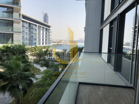 Marvellous View   Garden and Sea   Large 1BR
