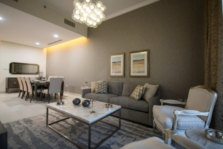 Mirdiff hills Apartments Ready to move in 6 months