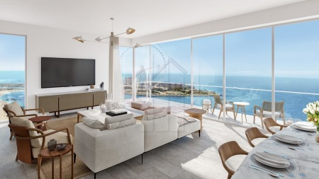 New Project Launched LA VIE | Palm and Sea Views