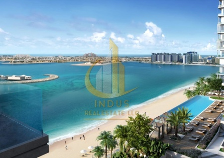 Newly Launched Beach Isle | 2% DLD Off | 2Yrs PHPP