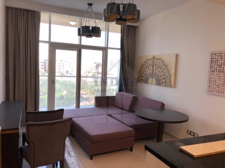 Nice Ambiance | Fully Furnished | 1BR Ghalia