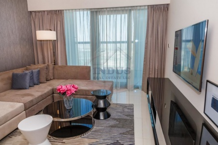 On High Floor | Fully Furnished | Canal View