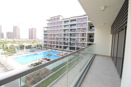 Pool View | Brand New | Large 2BR | Keys in Hand