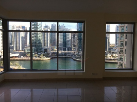 Huge 2BR | Full Marina View | Accessible Area