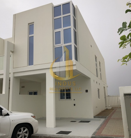 Ready and Brand New 3BR+M Villa with Balconies