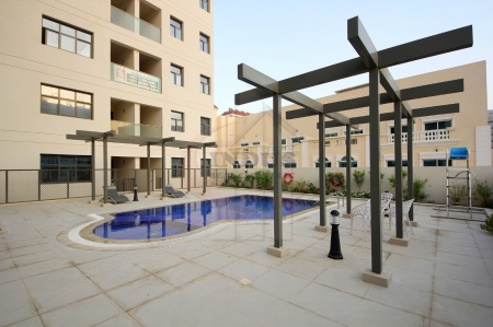 Ready to move-in | 1BR+Terrace | Pool View