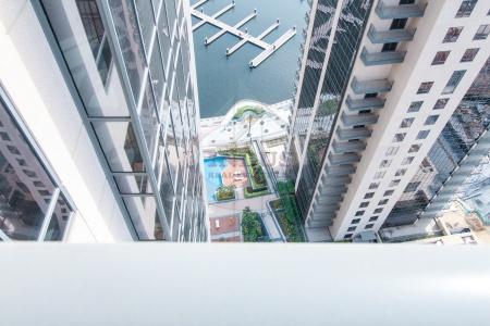 Ready to Move-in 2BR at Waterfront Living