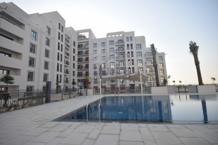 Ready to Move in |2BR |Vacant | Pool View | Zahra