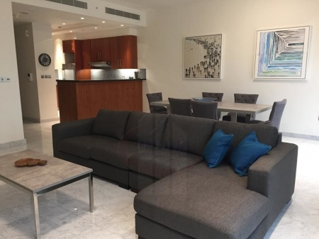 Spacious 1BR Apartment in Central Park DIFC
