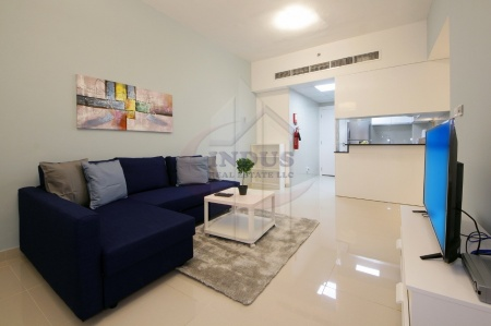 Spacious and Fully Furnished 1BR | Chiller Free