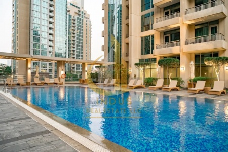 Spacious |Fountain View |Vacant | Fully Furnished