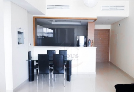 Spacious | Fully Furnished | 1 BR | Claren Tower 2