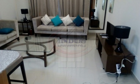 Spacious | Fully Furnished | with Balcony