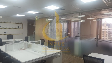 #StaySafe|Fitted and Furnished At AU Tower|Lake View